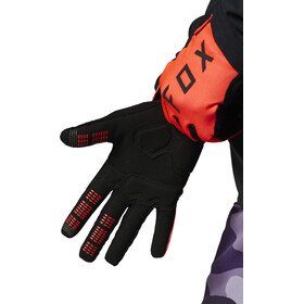 Fox Ranger Gel Guanti Donna, arancione